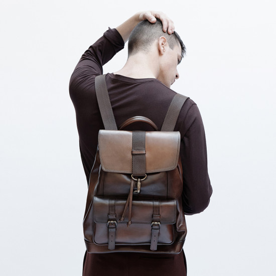 Mochila Andoya Backpack Whisky