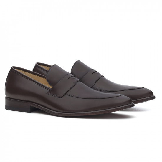 Sapato Social Loafer Matteo Moss