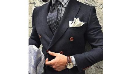 Cinco peças essenciais do guarda roupa masculino