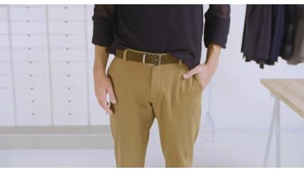 Dúvidas mais frequentes (altura barra da calça, cor do cinto e meia)