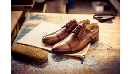 O sapato para todos os tipos de pés