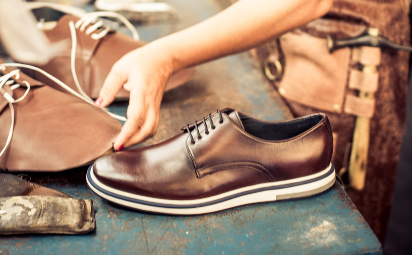 Derby  o sapato para todos os tipos de pés 76de9858b6428