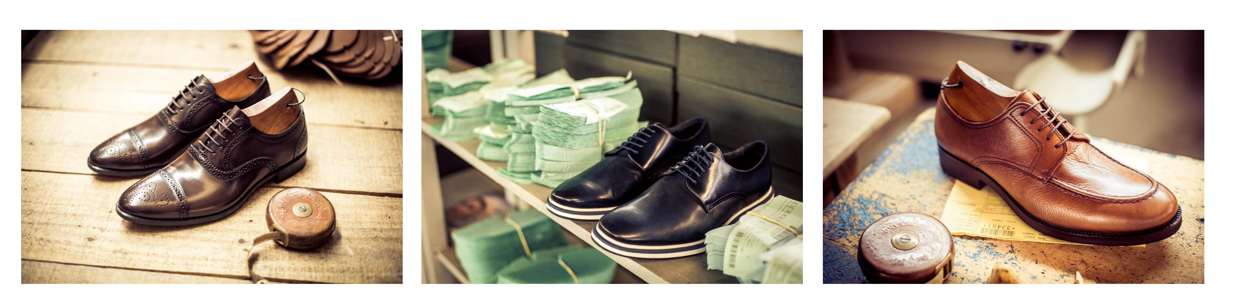 O sapato para todos os tipos de pés em três versões  Derby Loring e Derby  Settle 2bc785300666d