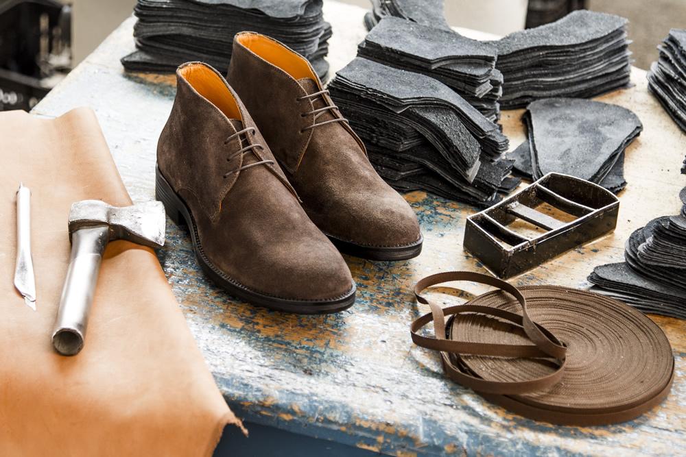 Chukka e Desert Boots: como nasceram dois clássicos das botas