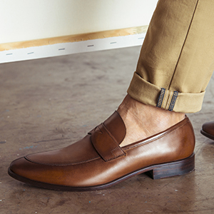 a0f35d2510 SAPATO SOCIAL LOAFER MATTEO WHISKY ...
