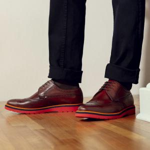 SAPATO MASCULINO BROGUE DERBY MARTINI